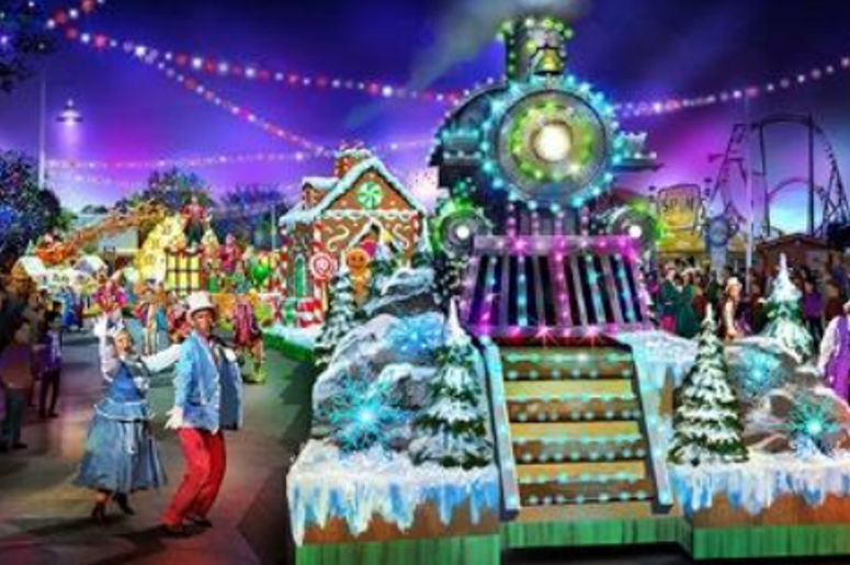 Carowinds WinterFest