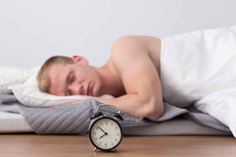 Men Sleep On Mattress On The Floor 107 9 The Link