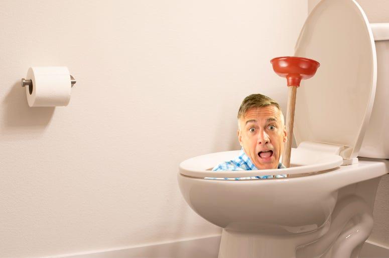 matt harris toilet plunger