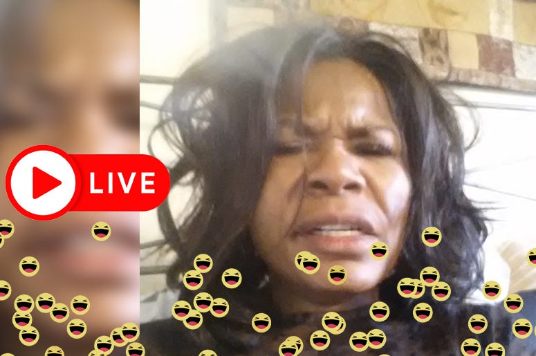 ramona holloway livestream