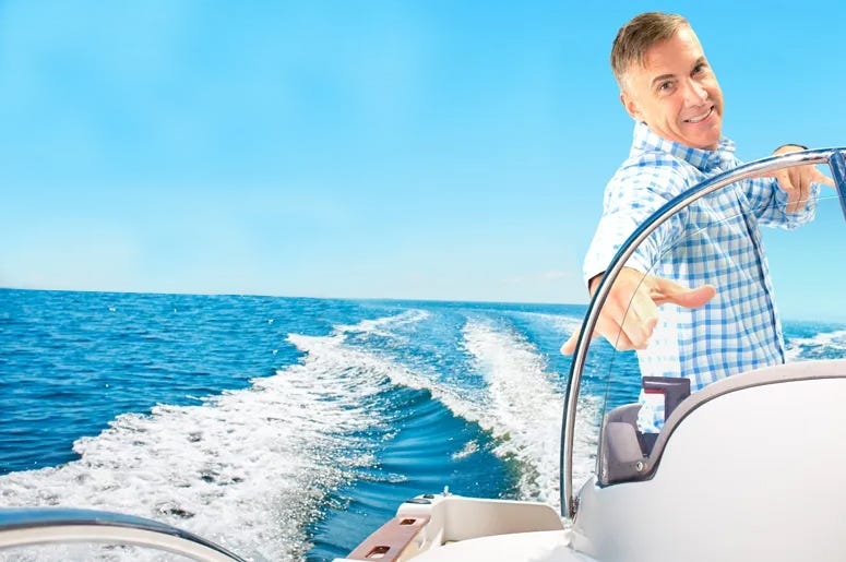 matt boating test