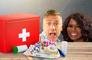 matt & ramona first aid