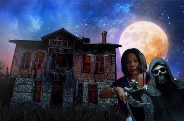ramona haunted house