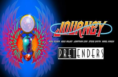 Journey with Pretenders