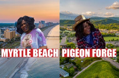 myrtle beach vs. pigeon forge