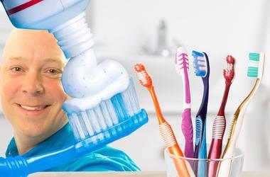 bandy mr toothbrush
