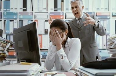 crying at work isn't a bad thing