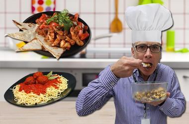 matt harris cooking