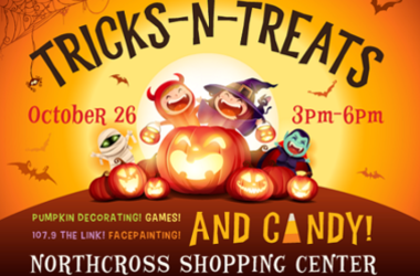Tricks N Treats at North Cross