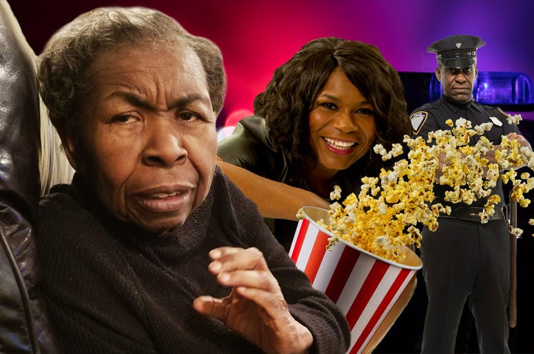 ramona stole wheezy's popcorn