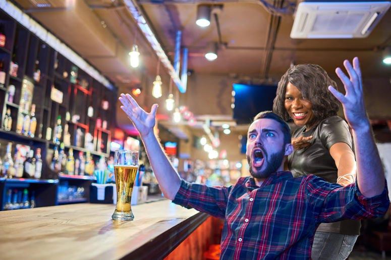 ramona holloway sports bar date