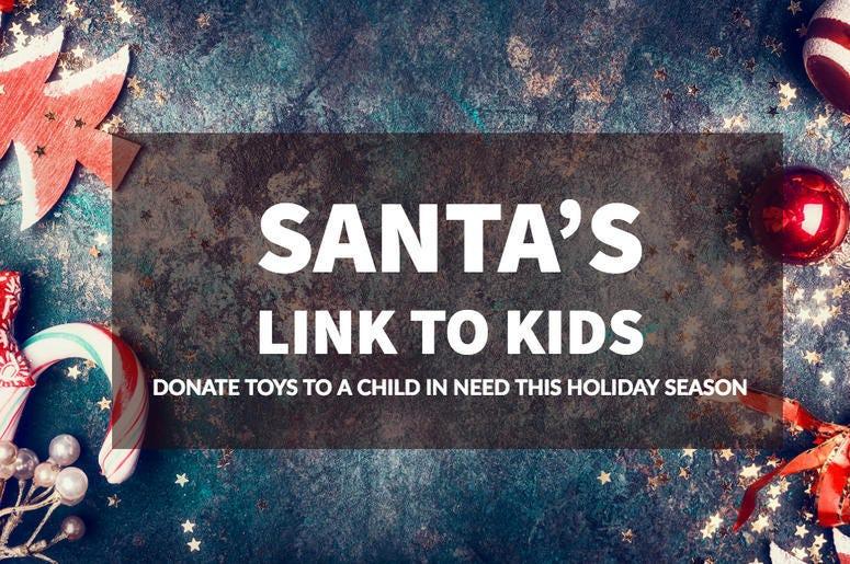 Santas Link to Kids