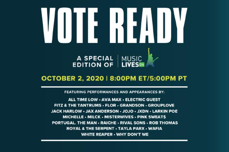 Vote Ready Festival