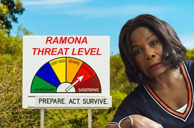 threat level ramona