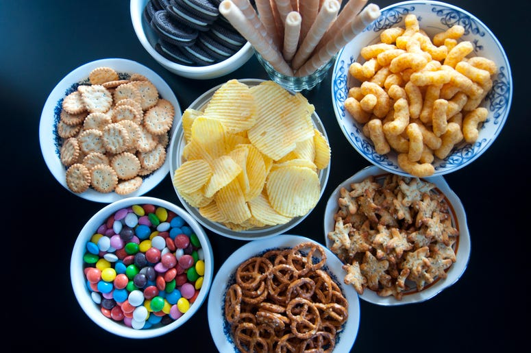 We Apparently Can't Get Enough Of Processed Foods