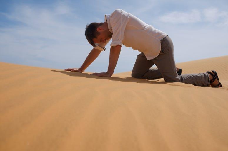 Crawling Dude