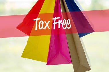 Sales Tax Holiday