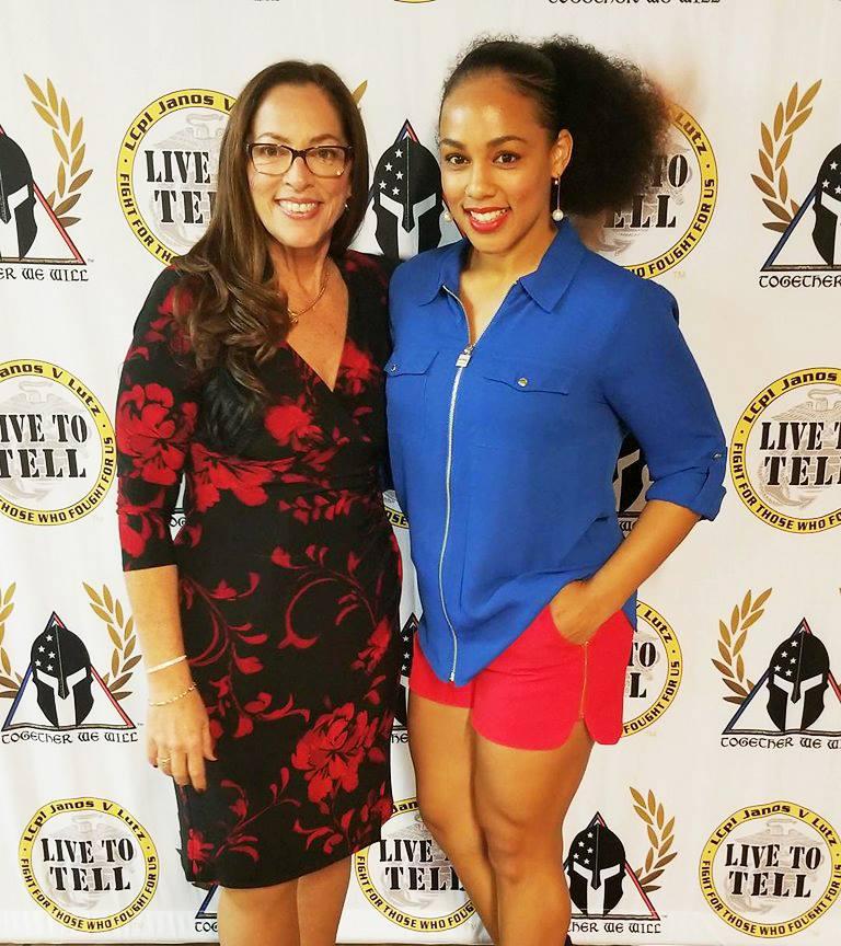 Janine & Rene - League of Legendary Women