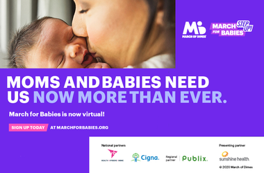March for Babies 2020
