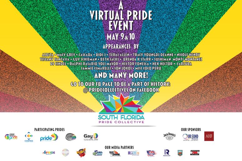 Virtual Pride!