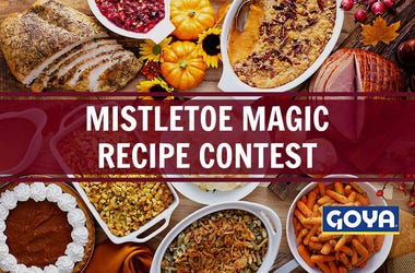 Mistletoe Magic Recipe Contest