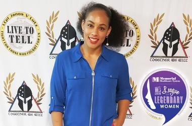 League of Legendary Women Nominee Rene Coleman