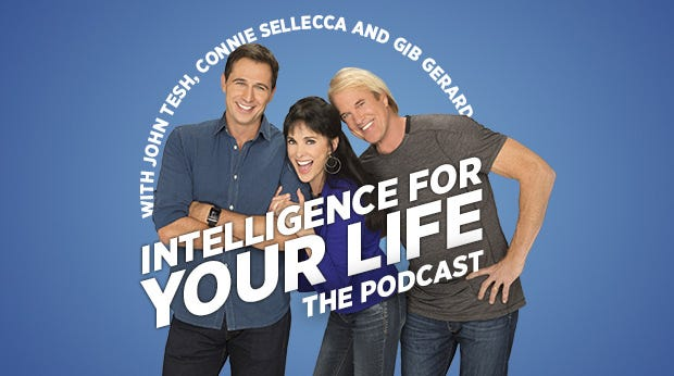 Intelligence for Your Life podcast