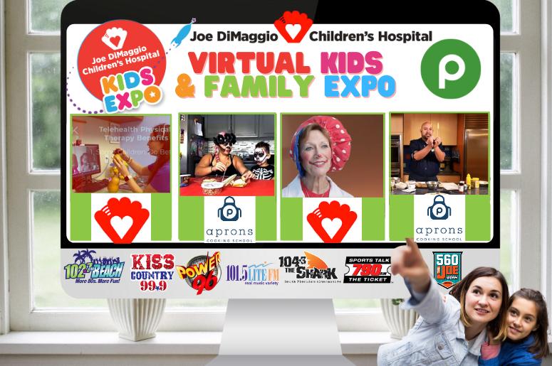 Virtual Kids & Family Expo