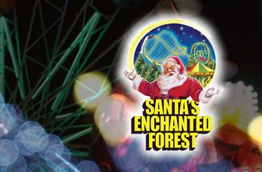 Santas Enchanted Forest Miami