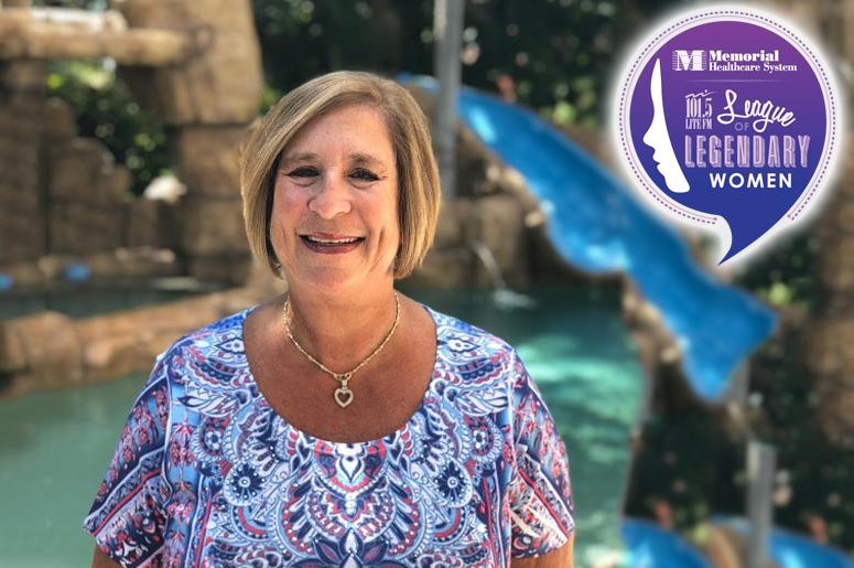 Renee Herman, our Latest League of Legendary Women Honoree!
