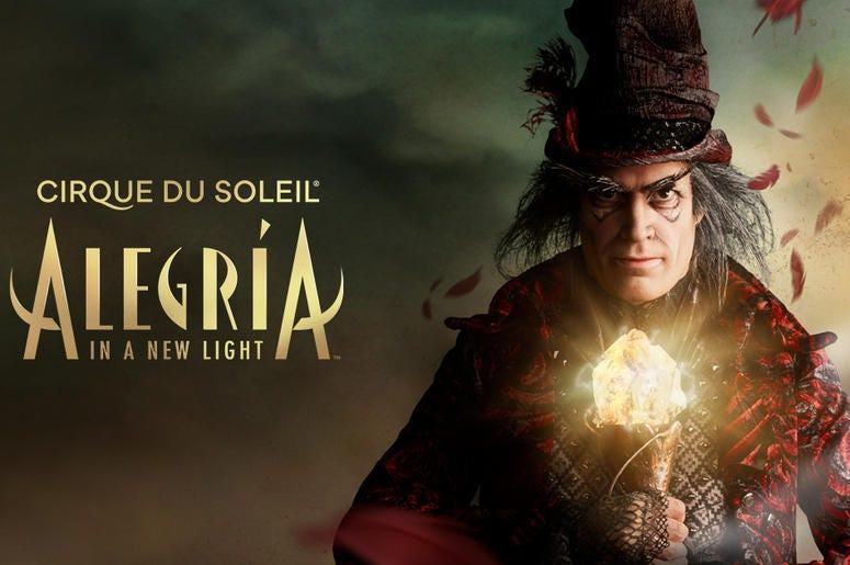 Cirque Alegria