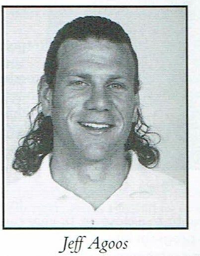 Jeff Agoos foto 1996