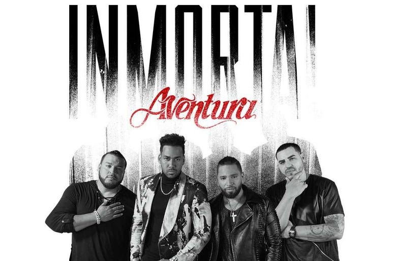Aventura Inmortal Tour