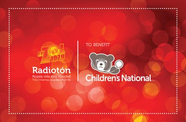 El Zol 107.9 Radiothon for Children's National Hospital
