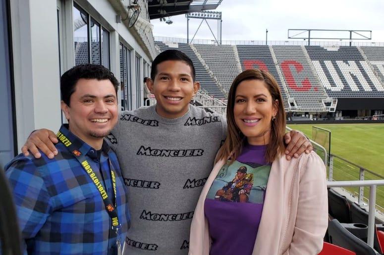 Edison Flores DC United