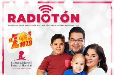 El Zol 107.9 se une a St. Jude Children's Research Hospital