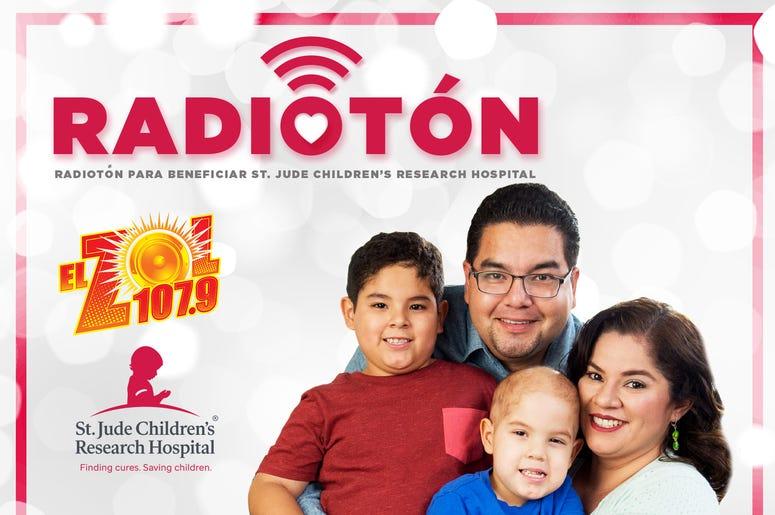 El Zol 107.9 se une a St. Jude Children's Research Hospital
