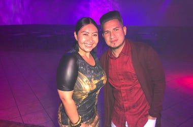 Sandee Bonita en Galaxy Night Club