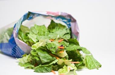 Bag of Lettuce