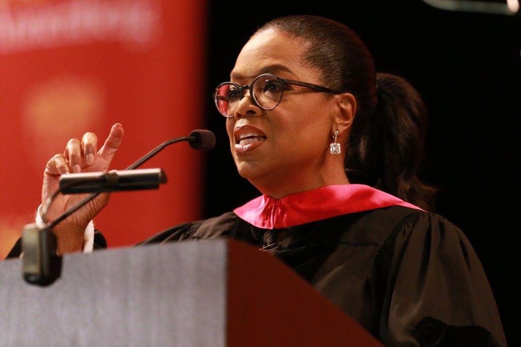 Oprah Winfrey Commencement