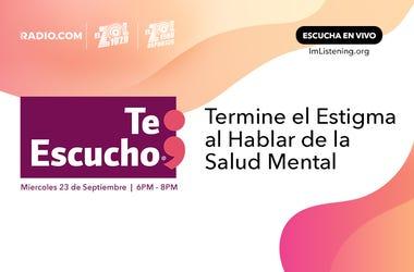 Te Escucho; Cover