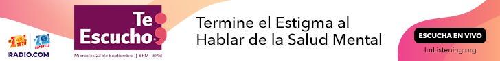 Te Escucho - Blog Banner