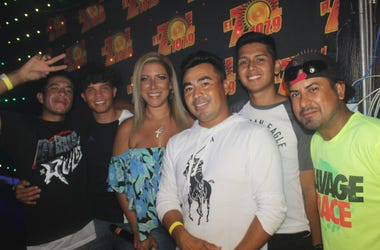 Patrcia De Lima en Galaxy Night Club