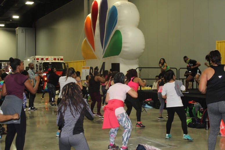 Expo de Salud y Bienestar