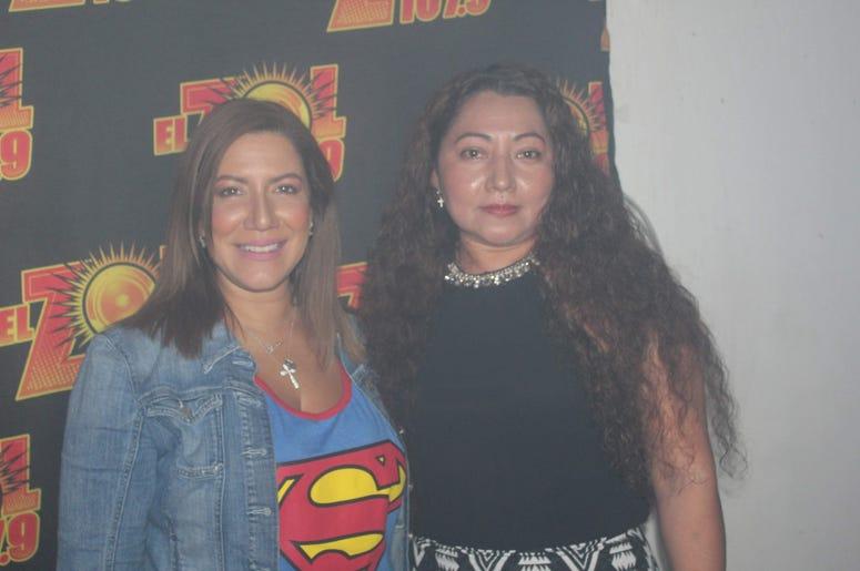 Patrica De Lima en Galaxy Night Club