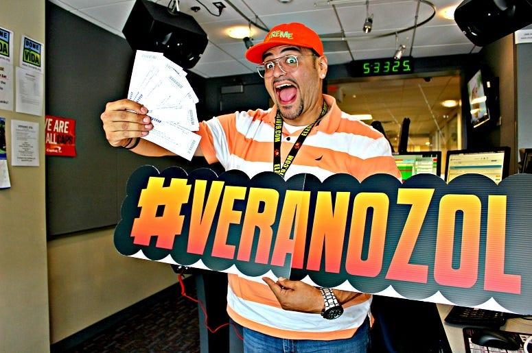 #VeranoZol