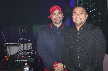"""Juan """"El Poderoso"""" en Galaxy Night Club"""