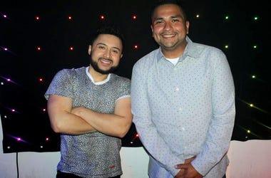 Juan El Poderoso, DJ Danny, Margarita Thursdays, El Zol 1079, Galaxy Night Club