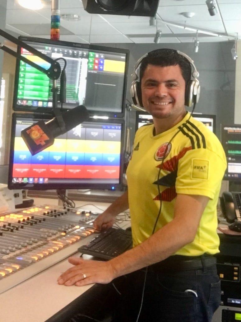 Mauricio El Colombiano