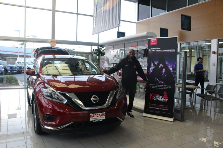 Road to Innovation Tour en Darcars Nissan